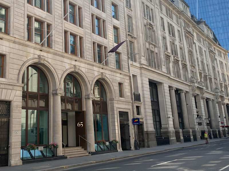 Knox Cropper London Office